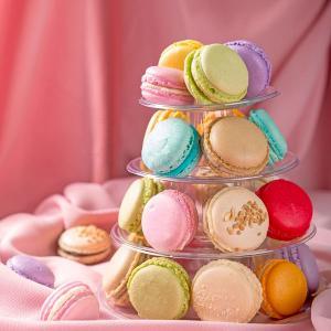 Piramida Macaron cadou