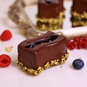 Prajitura Chocolate Berry