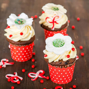 Cupcake Martisor dulce elegant