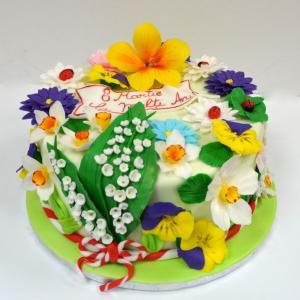 Tort Primavara florala