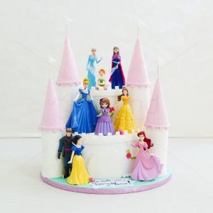Tort Castel Printese Disney