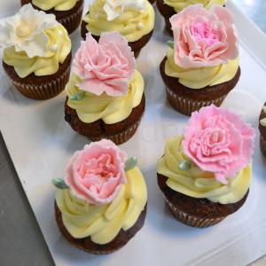 Cupcake Bujori