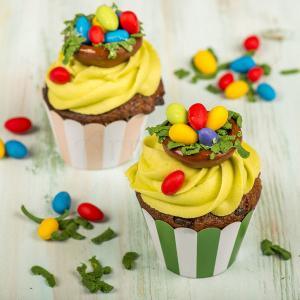 Cupcake Cosulet oua Paste
