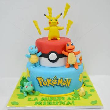 Tort Pokemon Go