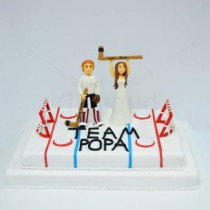 Tort nunta Familia de hocheisti