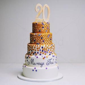 Tort aniversar Mariage Fest
