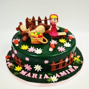 Tort Masha si ursul 2