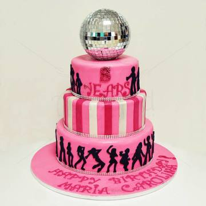 Tort Disco Anii 20