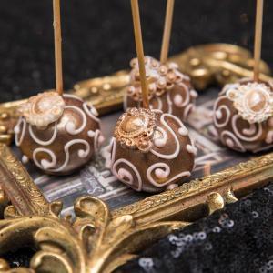 Cakepops Elegant chocolate