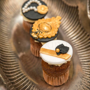Mini Cupcake Great Gatsby