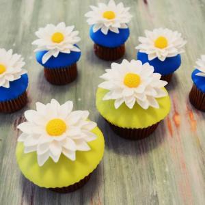 Cupcake Margarete primavara