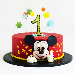 Tort Mickey 1 anisor