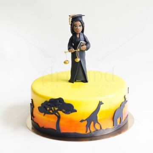 Tort Avocata negresa