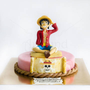Tort Luffy Anime