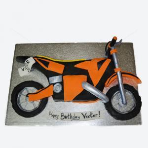 Tort Motocicleta Enduro
