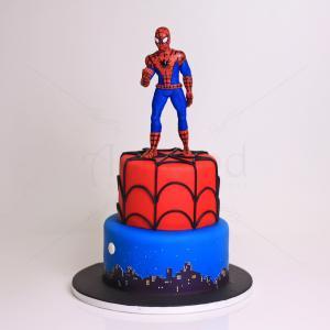Tort Spiderman in oras