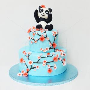 Tort Bebe Panda