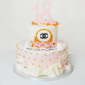 Tort Majorat Elegant Fabulos