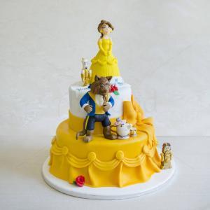 Tort Frumoasa si Bestia