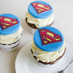 Cupcake Superman 1
