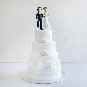 Tort Figurine Mire si Mireasa