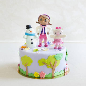 Tort Doctorita Plushica si prietenii