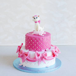 Tort Pisica Marie si fundite