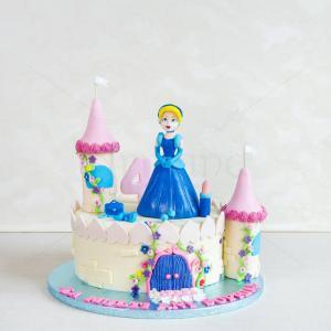 Tort Castel Cenusareasa