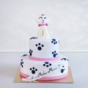 Tort figurina Pisicuta Marie