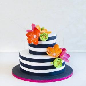 Tort Dungi negre si flori