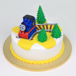 Tort Copii Figurina Tren Thomas