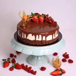Tort Dietetic fara zahar si fara faina pentru diabetici