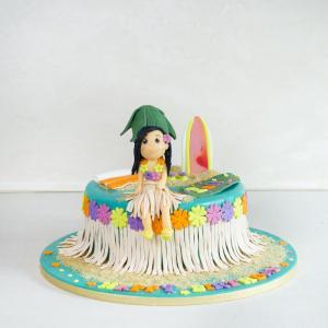 Tort Personalizat Copii Figurina Moana