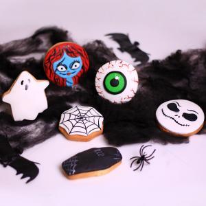 Biscuiti Personalizati pentru Halloween