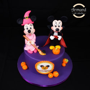 Tort Disney Halloween