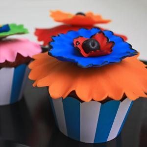 Cupcake Petrecere Mexicana