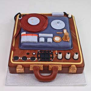 Tort magnetofon