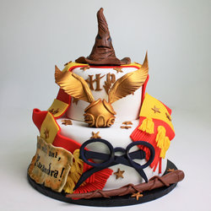 Tort Harry Potter