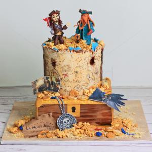 Tort Piratii din Caraibe