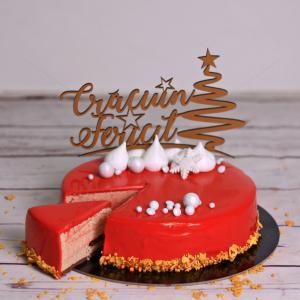 Tort Amaretto Christmas