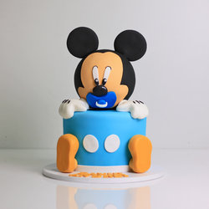 Tort Baby Mickey
