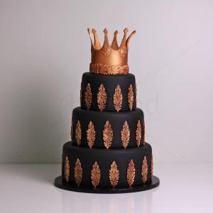 Tort imperial elegant aramiu