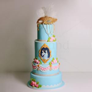 Tort Printesa Sissi