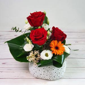 Aranjament floral Pasiune Aromata