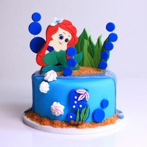 Tort Baby Mermaid