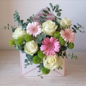Aranjament floral Pink Surprise