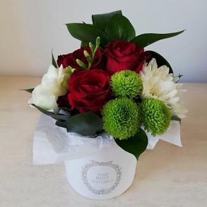 Aranjament floral Best Wishes