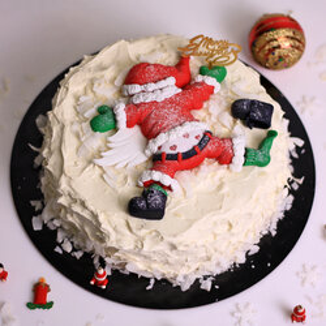 Tort Ho, Ho Merry Christmas
