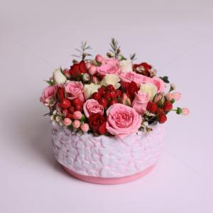 Aranjament floral Gustul Iubirii