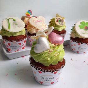 Colectie cupcakes Martisor